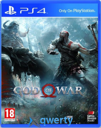 God of War IV (Русская версия) (PS4)