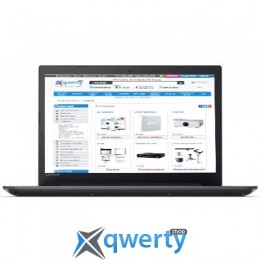 Lenovo IdeaPad 320-15IKB (81BG00VARA) Onyx Black