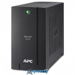 APC Back-UPS 650VA Schuko (BC650-RSX761)