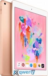 Apple iPad 9.7 (2018) Wi-Fi + LTE 128Gb Gold