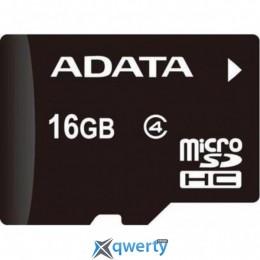 ADATA 16GB microSDHC Class 4 (AUSDH16GCL4-R)