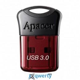 Apacer 64GB AH157 Red USB 3.0 (AP64GAH157R-1)