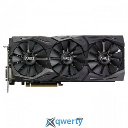 Asus PCI-Ex Radeon RX580 AREZ Strix 8GB GDDR5 (256bit) (1411/8000) (DVI, 2 x HDMI, 2 x DisplayPort) (AREZ-STRIX-RX580-T8G-GAMING)