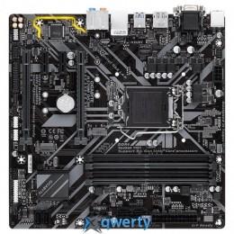 Gigabyte H370M DS3H (s1151, Intel H370)