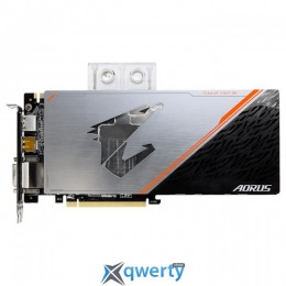 Gigabyte PCI-Ex GeForce GTX 1080 Ti Aorus Waterforce WB Xtreme Edition 11GB GDDR5X (352bit) (1607/11232) (DVI, 3 x HDMI, 3 x Display Port) (GV-N108TAORUSX WB-11GD)