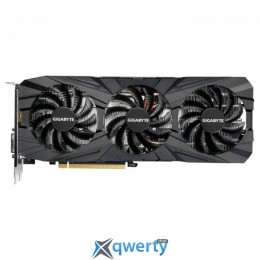 Gigabyte PCI-Ex GeForce GTX 1080 Ti Gaming OC Black 11GB GDDR5X (352bit) (1518/11010) (DVI, HDMI, 3 x Display Port) (GV-N108TGAMINGOC BLACK-11GD)