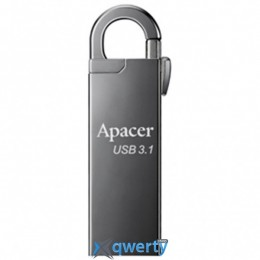 Apacer 16GB AH15A Ashy USB 3.1 (AP16GAH15AA-1)