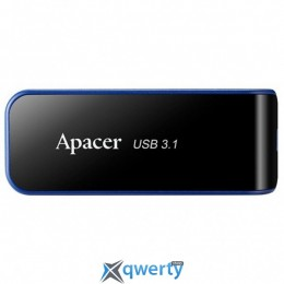 Apacer 16GB AH356 Black USB 3.0 (AP16GAH356B-1)