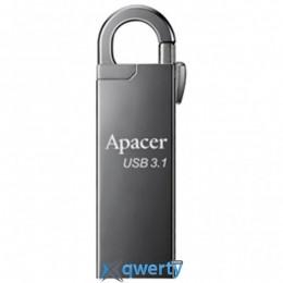 Apacer 8GB AH15A Ashy USB 3.1 (AP8GAH15AA-1)