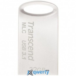 Transcend 32GB JetFlash 720 Silver Plating USB 3.1 (TS32GJF720S)