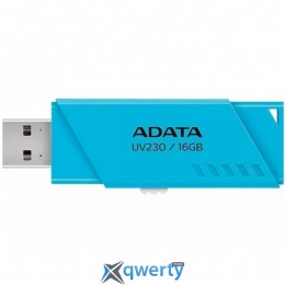 ADATA 16GB UV230 Blue USB 2.0 (AUV230-16G-RBL) купить в Одессе
