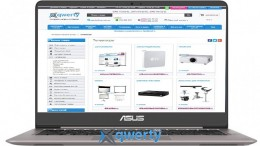 Asus ZenBook UX410UF (UX410UF-GV011T) (90NB0HZ3-M00120) Quartz Grey