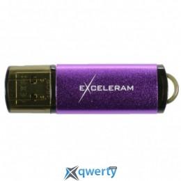 eXceleram 16GB A3 Series Purple USB 2.0 (EXA3U2PU16)