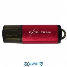 eXceleram 16GB A3 Series Red USB 2.0 (EXA3U2RE16)