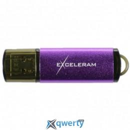 eXceleram 16GB A5M MLC Series Purple USB 3.1 Gen 1 (EXA5MU3PU16)