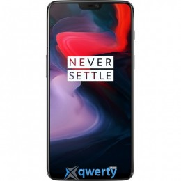 OnePlus 6 8/128GB Midnight Black (EU)