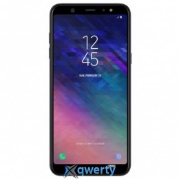 Samsung Galaxy A6 Plus 2018 3/32GB Black (SM-A605FZKNSEK)