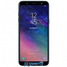 Samsung Galaxy A6 Plus 2018 3/32GB Blue (SM-A605FZBNSEK)