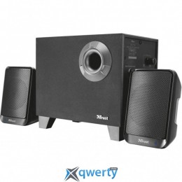 Trust Evon Wireless 2.1 Speaker Set with Bluetooth (21184)