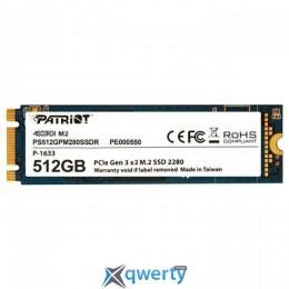 Patriot Scorch 512Gb  TLC (PS512GPM280SSDR)