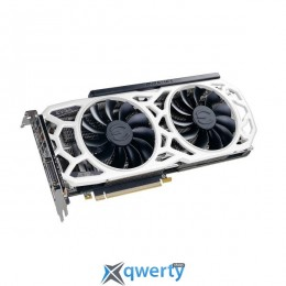 EVGA GeForce GTX 1080 Ti 11GB GDDR5X (352bit) (155611016) (DVI, HDMI, DisplayPort) SC2 Elite Gaming White (11G-P4-6693-K1)