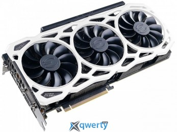 EVGA GeForce GTX 1080 Ti 11GB GDDR5X (352bit) (1569/11016) (DVI, HDMI, DisplayPort) FTW3 Elite Gaming White (11G-P4-6796-K1)