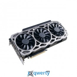 EVGA GeForce GTX 1080 Ti 11GB GDDR5X (352bit) (1569/11016) (DVI, HDMI, DisplayPort) FTW3 Gaming (11G-P4-6696-KR) купить в Одессе