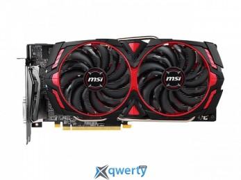 MSI Radeon 8GB GDDR5 (256bit) (1366/8000) (DVI, HDMI, DisplayPort) (RX 580 ARMOR MK2 8G OC)