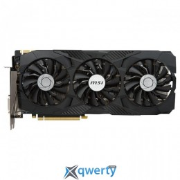 MSI GeForce GTX 1080 Ti Duke OC 11GB GDDR5X (352bit) (1531/11016) (DVI, HDMI, DisplayPort) (GTX 1080 TI DUKE 11G OC)