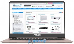 Asus ZenBook UX410UA (UX410UA-GV068T) (90NB0DL2-M00780) Rose Gold