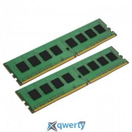 KINGSTON DDR4-2400 16GB (2x8) PC4-19200 (KVR24N17S8K2/16) купить в Одессе