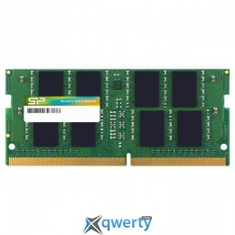 Silicon Power SODIMM DDR4-2400 4GB PC4-19200 (SP004GBSFU240N02)
