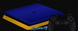 Sony Playstation 4 Slim 500Gb Limited Edition Ukraine
