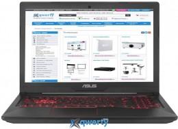 Asus FX503VM (FX503VM-EN184T) (90NR0GP1-M03200) Black