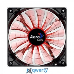 Aerocool Shark Fan Evil Black LED Orange LED