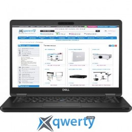 Dell Latitude 5490 (N061L549014EMEA_WIN) Black