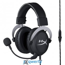 Kingston HyperX Cloud Pro Gaming Headset Silver (HX-HSCL-SR/NA)