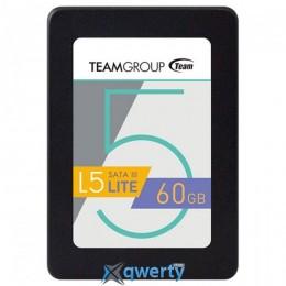 Team L5 Lite 60Gb SATAIII TLC (T2535T060G0C101) OEM 2.5