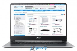 Acer Swift 1 SF114-32-P01U (NX.GXUEU.008) Silver