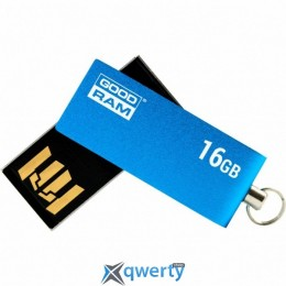 GOODRAM 16GB UCU2 Cube Blue USB 2.0 (UCU2-0160B0R11)