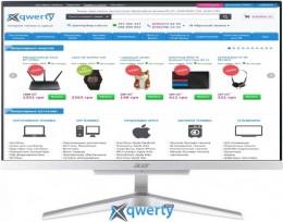 Acer Aspire C24-860 (DQ.BACME.009) Silver купить в Одессе