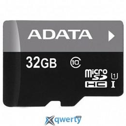 ADATA 32GB Miсro-SDHC class 10 UHS-I (AUSDH32GUICL10-R)