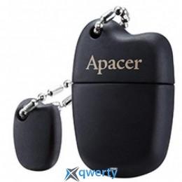 Apacer 16GB AH118 Black USB 2.0 (AP16GAH118B-1)