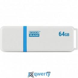 GOODRAM 64GB UMO2 White Graphite USB 2.0 (UMO2-0640WER11)