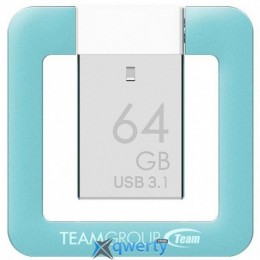 Team 64GB T162 Blue USB 3.1 (TT162364GL01)
