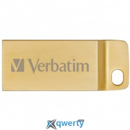 Verbatim 32GB Metal Executive Gold USB 3.0 (99105)