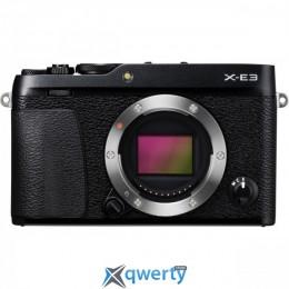 Fujifilm X-E3 body Black (16558592)