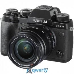Fujifilm X-T2 + XF 18-55mm F2.8-4.0 Kit Black (16519340)