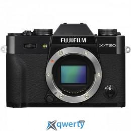 Fujifilm X-T20 body Black (16542555)