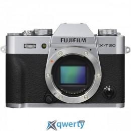 Fujifilm X-T20 body Silver (16542426)